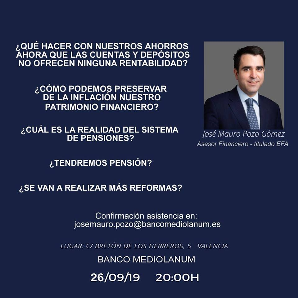 jose mauro pozo evento valencia - asesor financiero personal en valencia - marketing y seo beoffon 2019 - 1